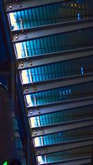 """""""科幻藍光觀 Sci-fi Blue Glow Macro-scape"""" / 人流建築夜之形 Human Logistics Architecture Night Forms / SML.20130209.7D.21775.C169.P1.L1"""