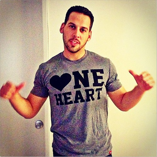Doug Sanders - Channing Frye One Heart Shirt By Sportiqe