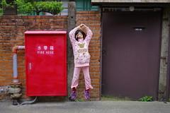 過年天氣不好還是要去走走!竹東蕭如松藝術園區