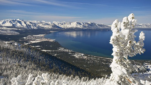 South Shore, Lake Tahoe, CA.