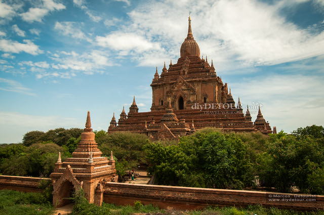 8478960877 4dcac88753 z Bagan Temples, Pagodas, and Tourist Spots