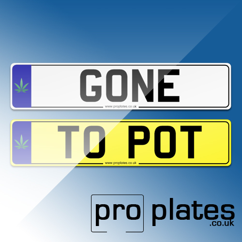 Gone_To_Pot_numberplates