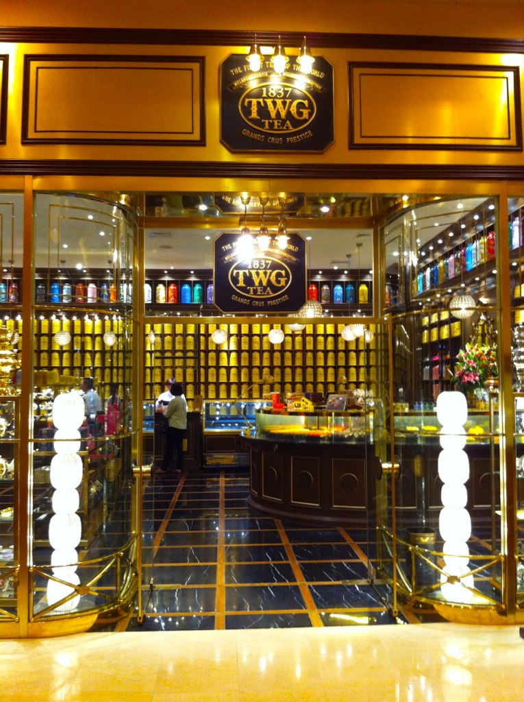 Twg tea salon and boutique now open in resorts world for World boutique