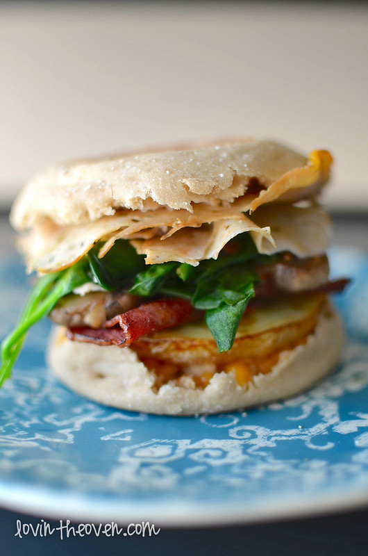 Homemade Egg McMuffin - Lovin' From the Oven