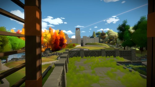 The Witness: Places to Go