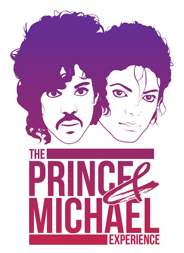 The Prince and Michael Experience @ The Kit Kat Club