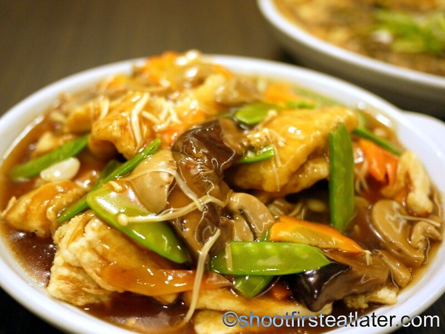 Hanobe taope with 3 kinds of mushroom P388 (M)