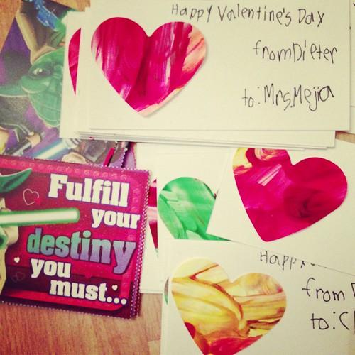dieter's valentines