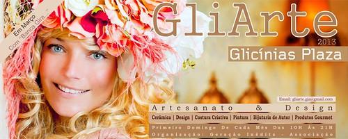 Gliarte  de Março 2013 by Linhas Arrojadas Atelier de Costura ® Trademark