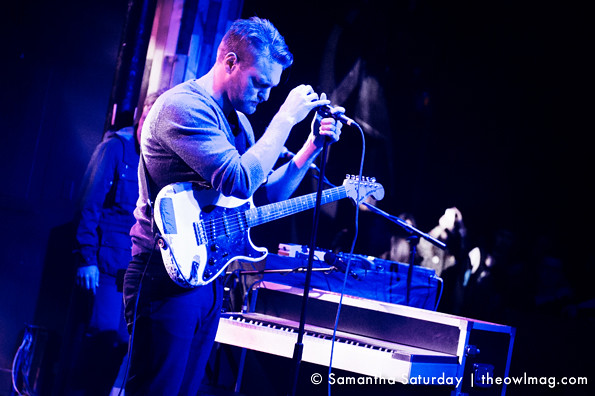 Cold War Kids @ the Observatory, LA 2/21/13