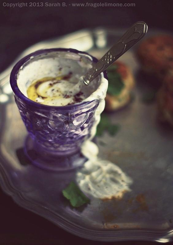 salsa polpette di tacchino