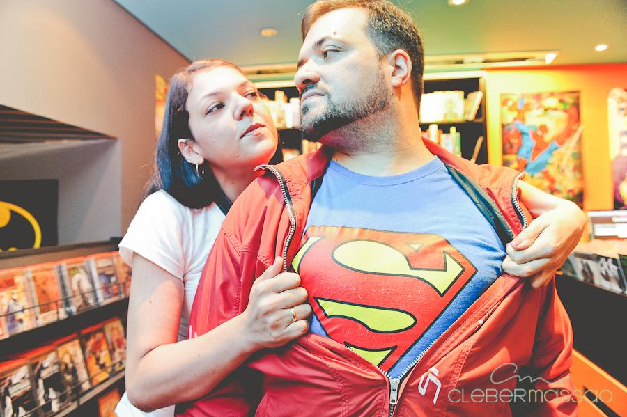 Ana e Fabio E-session na Loja Geek Alameda Santos (9 de 38)