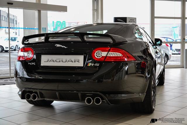 Jaguar XKR-S (X150)