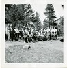 Staff picnic for the High Altitude Observatory, circa 1950s or 1960s (HAO-000-000-000-068)