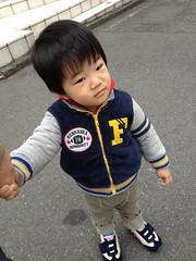 朝の散歩 2013/3/1