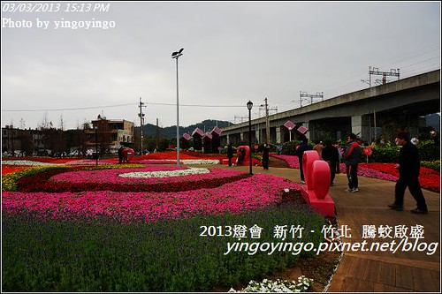 新竹竹北_2013燈會DSC00034