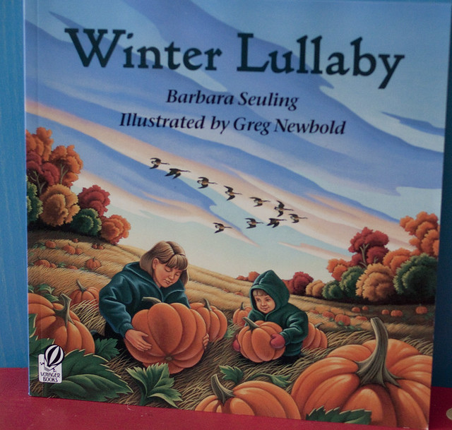 Winter lullaby - Barbara Seuling (I)