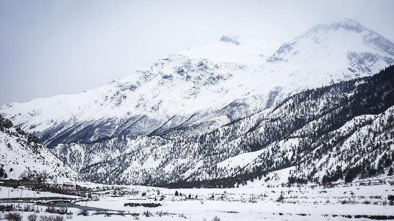 Annapurna I, manang