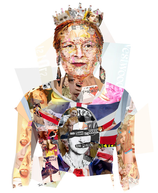 Punk Fashion Designer Mark