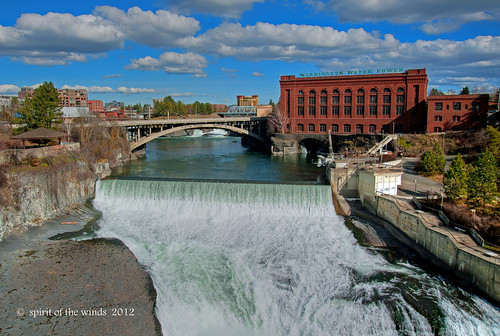 The Falls At Spokane