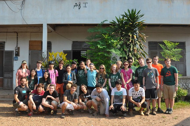 SEA2013 at the Dr's Orphanage