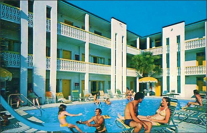 Ebb Tide Motor Inn Myrtle Beach South Carolina Explore 195 Flickr Photo Sharing