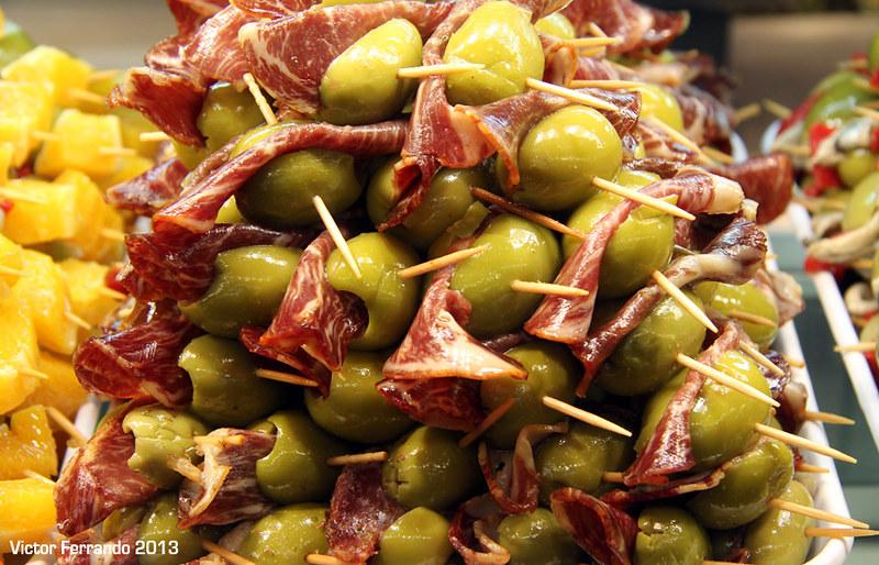 Madrid - Mercado de San Miguel - Febrero 2013