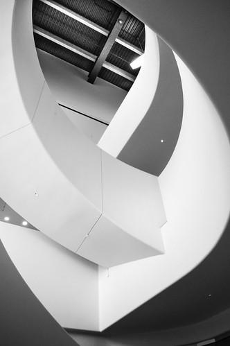 Architecture, Stairway, Monochrome, B&W, Epic, Verona, Wisconsin