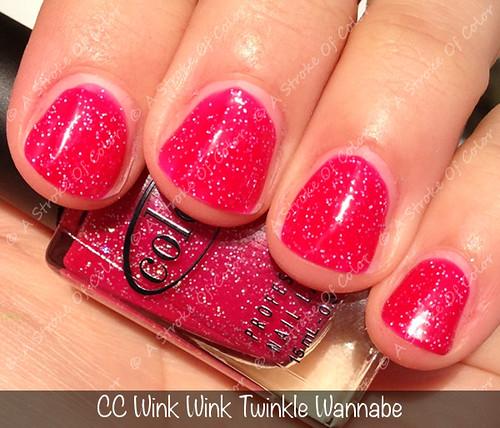 CC Wink Wink Twinkle Wannabe
