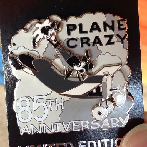 プレーン・クレイジー85周年。