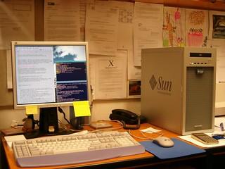 Sun Ultra 20 Workstation (2005)