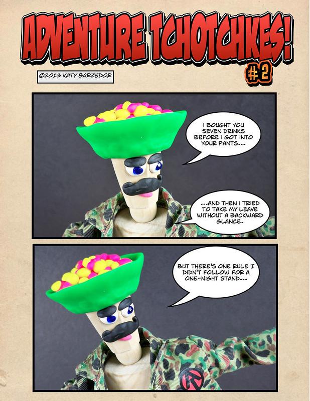 Adventure Tchotchkes! #2 - page 1
