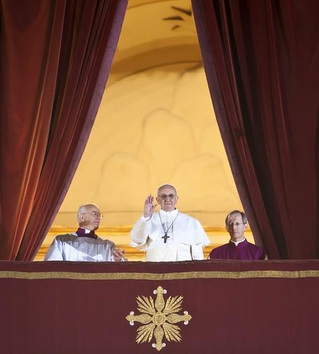 """Habemus Papam"" - Cardinal Jorge Mario Bergoglio, S.J., has been elected Pope Francis"