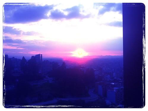 city sunset sun me set landscape colombia bogota skate batman land joker scape skullcandy uploaded:by=flickrmobile flickriosapp:filter=chinchilla chinchillafilter