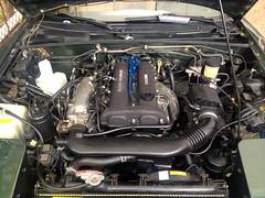 1997 Miata M-Edition Engine Bay