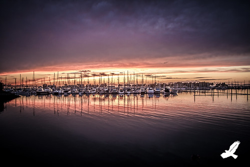 california sunset usa reflection water marina exposure norcal emeryville hdr baywater canon7d christianarballo