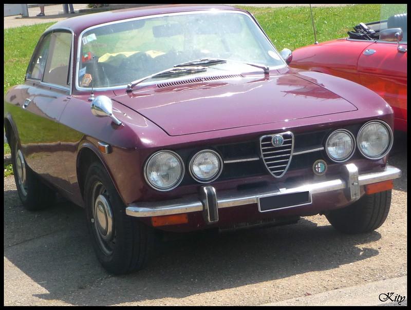 Alfa Roméo Coupé Bertone