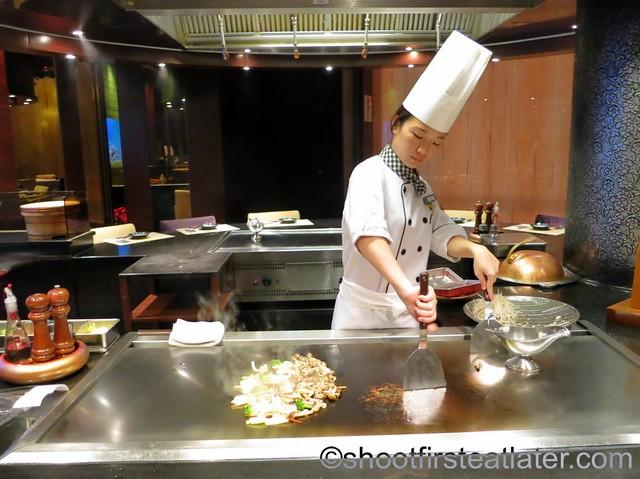 Edo Sushi Restaurant Menu