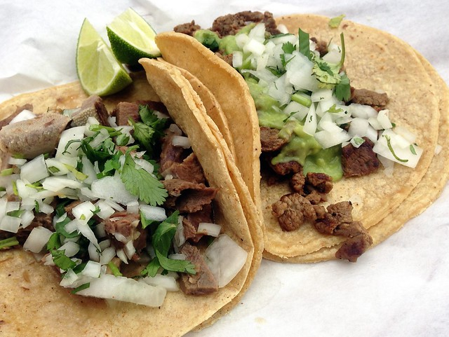 Carne Asada Tacos Recipe — Dishmaps
