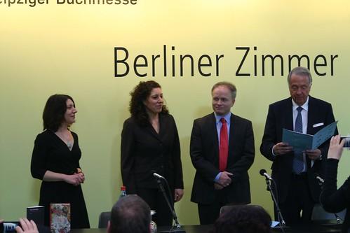 binooki auf der Leipziger Buchmesse 2013