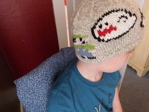 Luigi's Mansion Hat for Nels