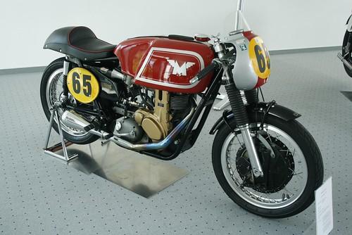 Matchless G 50  Worksracer 1962