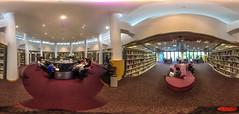 """馬鞍山公共圖書館 Ma On Shan Public Library"" / 香港建築全景攝影 Hong Kong Architecture Panoramic Photography / SML.20130320.360pano.Z9YU6g.f"