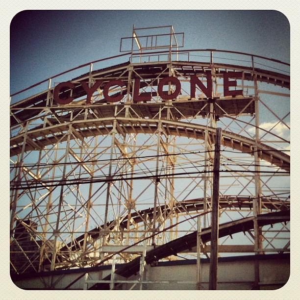 Cyclone Coney Island