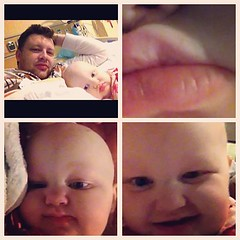 #facetime  #reesey #gingerfight #thehospitalsucks #chemointumorout she even gave me a kiss