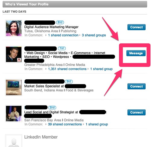 Profile Stats   LinkedIn
