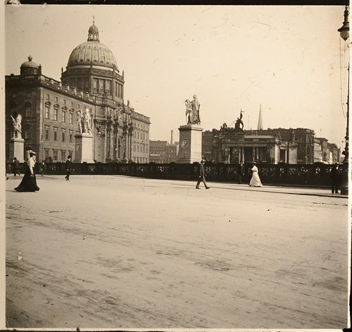 Imperial Palace, Berlin 1908 r