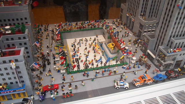 Lego Land Rockefeller