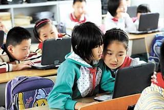 北京版纸质教材今年全面电子化