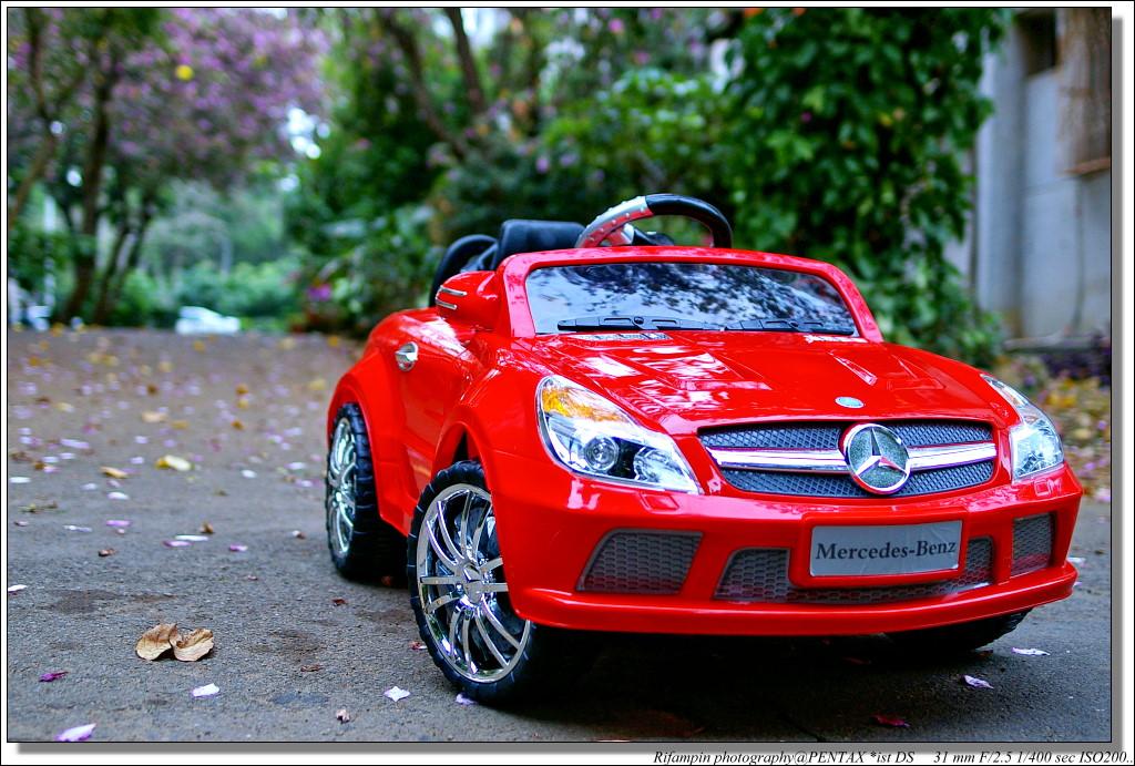 [開箱文]兒時的夢想:Mercedes-Benz SL65 AMG